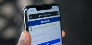 Facebook di HP